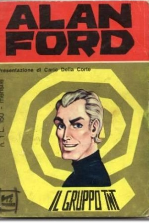 Alan Ford n.1 = €150
